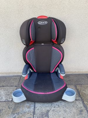 LIKE NEW GRACO TURBO BOOSTER SEAT!! for Sale in Colton, CA