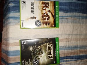 Xbox one/360 games for Sale in Myrtle Beach, SC