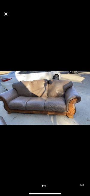 Sofa and love seat! for Sale in Perris, CA