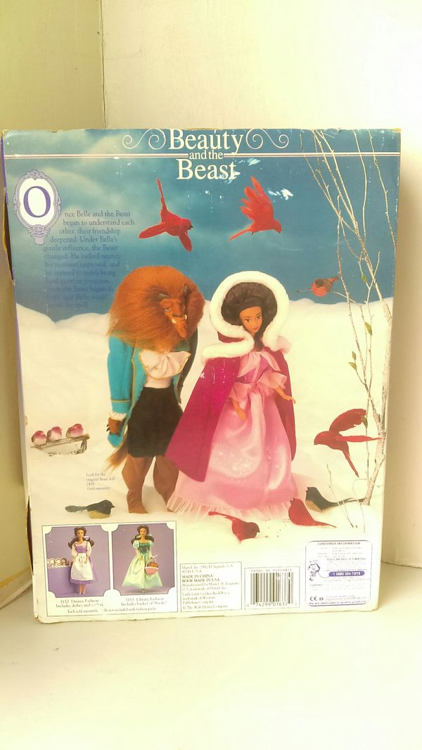 Barbie Beauty and the Beast.