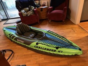 Inflatable Kayaks set of two for Sale in Lynnwood, WA