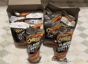 Cheetos ASTEROIDS 1 box (6packs )$25 for Sale in Los Angeles, CA