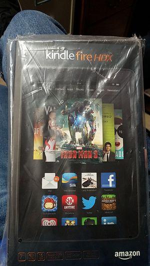 Kindle fire HDX 7in for Sale in Wichita, KS