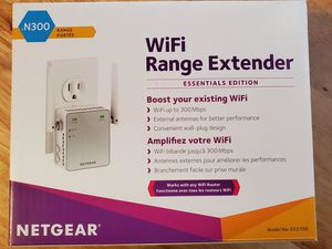 Netgear WiFi Range Extender for Sale in Olathe, KS
