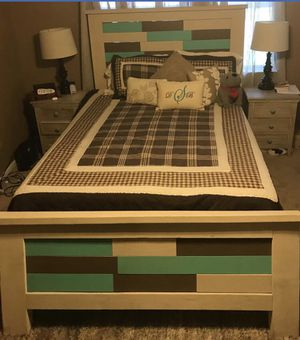 Footboard and headboard for Sale in Nederland, TX