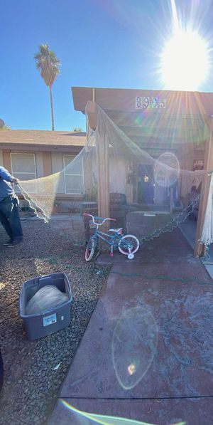 Fishing net 9 feet for Sale in Las Vegas, NV