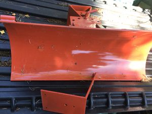 Troy-Bilt Horse Dozer or Snow Plow Blade New for Sale in Vancouver, WA