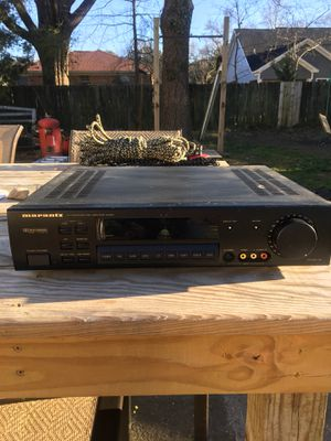 Marantz AV500 Pre Amplifier for Sale in Virginia Beach, VA