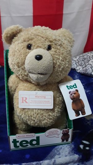 Ted the teddy bear brand new for Sale in Boston, MA