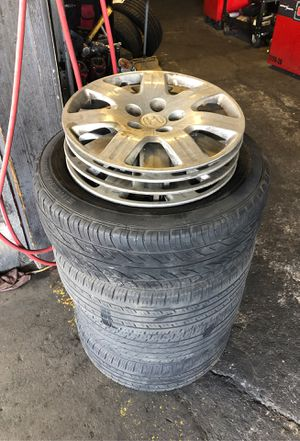 Honda Civic wheels and tires for Sale in San Bernardino, CA
