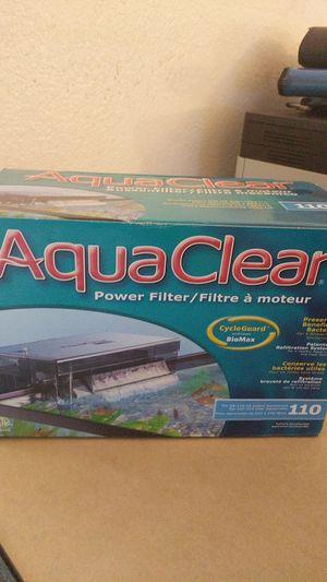 AquaClear 110 HOB Aquarium Filter for Sale in Mesa, AZ