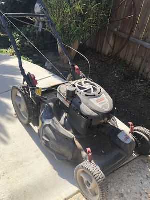 Complete lawn care set lawnmower edger etc for Sale in Anaheim, CA