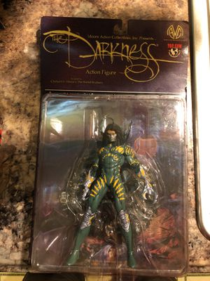 The Darkness action figure- Clayburn Moore for Sale in Cold Spring, KY