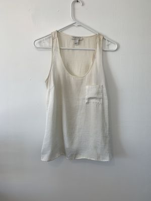 Two white dress tank tops for Sale in Park City, UT