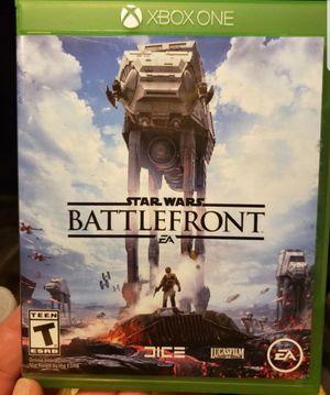 Star Wars Battlefront XBOX One for Sale in Glendale, AZ