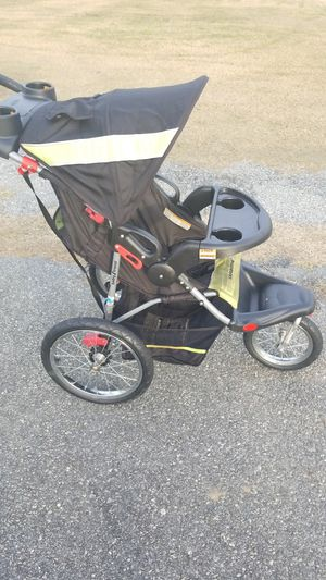 Baby Trend Expedition Jogger Stroller for Sale in Bonaire, GA