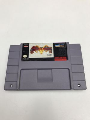 Shadowrun Super Nintendo SNES for Sale in Snohomish, WA