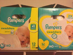 Newborn Pampers for Sale in Las Vegas, NV