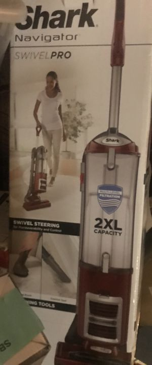 Brand new in the box shark navigator swivel pro vacuum for Sale in Cranston, RI