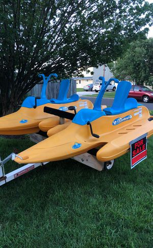 Future beach water bikes with trailer for Sale in Fairless Hills, PA