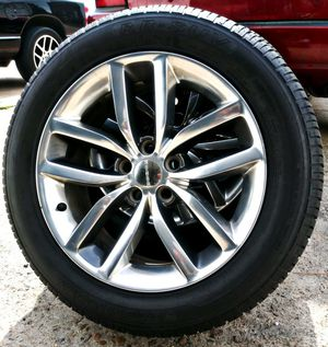 2019 DODGE CHARGER OEM & NEW TIRES for Sale in Houston, TX