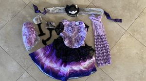 EVER AFTER HIGH CHESHIRE COSTUME 8-10 for Sale in San Diego, CA