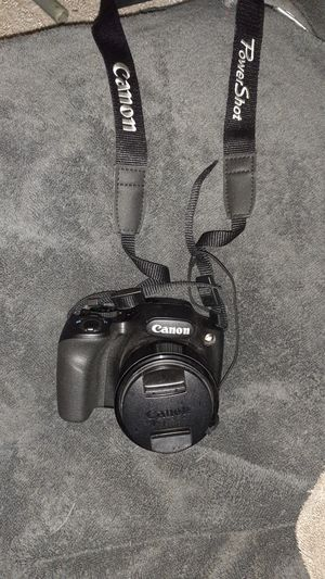 Canon powershot SX540 HS for Sale in San Bernardino, CA
