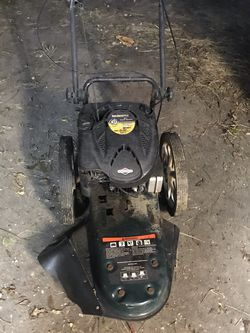 Weed Eater Mower 125 for Sale in Dallas,  TX