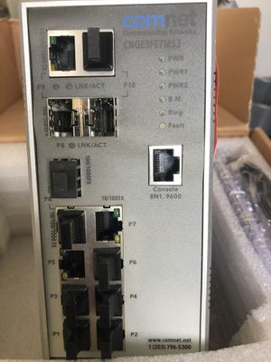 Comnet fiber optic switch router for Sale in Lake Elsinore, CA
