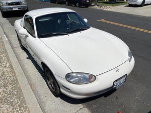 1999 Mazda Miata with Hardtop for Sale in San Jose, CA