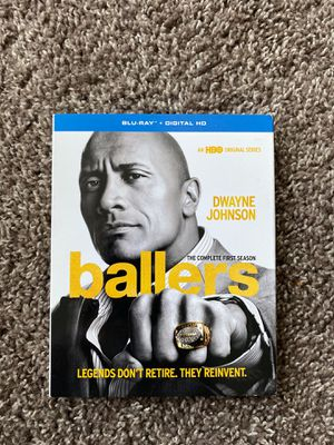 Ballers season 1 for Sale in Gresham, OR