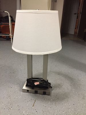 Set of two lamps for Sale in Gresham, OR
