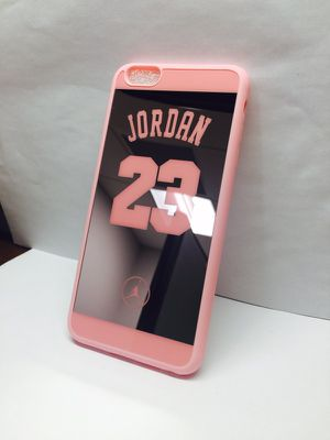 iPhone 7 Plus 23 Jordan shockproof HD mirror case for Sale in New York, NY