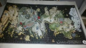 Game of thrones 4d puzzle for Sale in Fort Lupton, CO