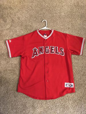 Angels Baseball Jersey for Sale in Mission Viejo, CA