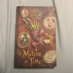 Alice Through The Looking Glass Book for Sale in Rochester,  NY