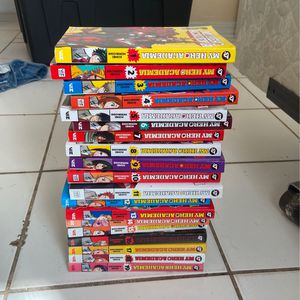My Hero Academia Mangas for Sale in Fort Pierce, FL