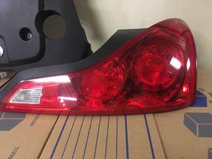 Infiniti G37 IPL Right taillight for Sale in Aurora, IL