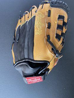 "Rawlings Baseball Glove Mitt PP2109TB RHT Leather 11 1/2"" for Sale in Lynnwood,  WA"