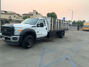 Stake bed F-550 powerstroke diesel for Sale in Alhambra, CA