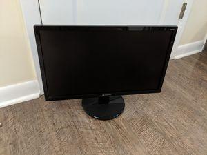 20 inch gateway 1080p monitor for Sale in Roanoke, VA