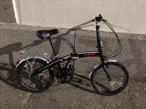 Is a fold up bike like new for Sale in Philadelphia, PA