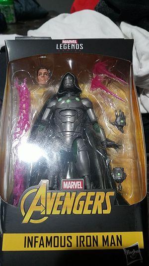 Marvel Legends Iron Man for Sale in Surprise, AZ