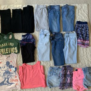 Girls Clothes - Jeans & More, Size 10-12 for Sale in Union City, CA