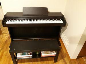 VERY NICE BEAUTIFUL CASIO DIGITAL PIANO LIKE NEW FOR SALE for Sale in Bellevue, WA