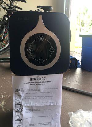 Cool mist ultrasonic humidifier for Sale in Margate, FL