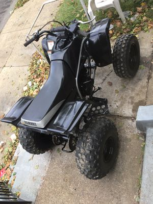 Yamaha Blaster 250cc No title clean vin numbers 600 today come get it yes it does run only needs air filter for Sale in Philadelphia, PA