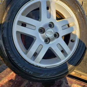 Chevy COBALT WHEELS for Sale in St. Helens, OR