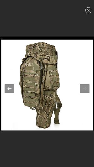 Outlife 60L OUTDOOR BACKPACK MILITARY TACTICAL BAG PACK for Sale in Festus, MO