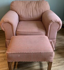 Set Of 2 Armchairs + Ottoman for Sale in Norcross,  GA